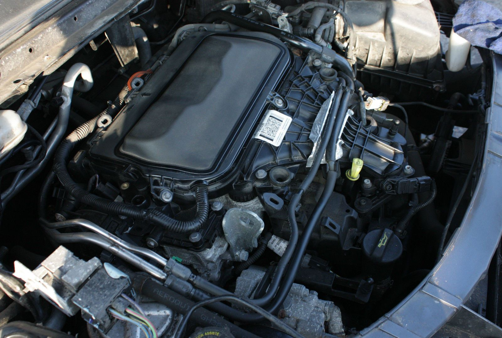Ford S Max Galaxy Kuga 2 0 Tdci Txba Engine Low Mileage